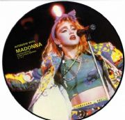"INTERVIEW  VIRGIN TOUR - UK 12"" PICTURE DISC (DL59)"